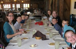 2nd Grade Goes To Amish Acres