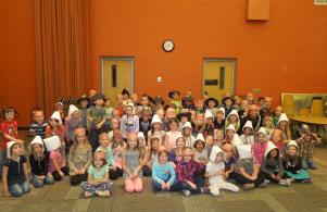 Kindergarten Thanksgiving Traditions