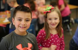 Moran students enjoy Friendship Celebration